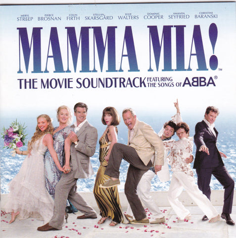 Soundtrack - Mamma Mia! - CD - The CD Exchange