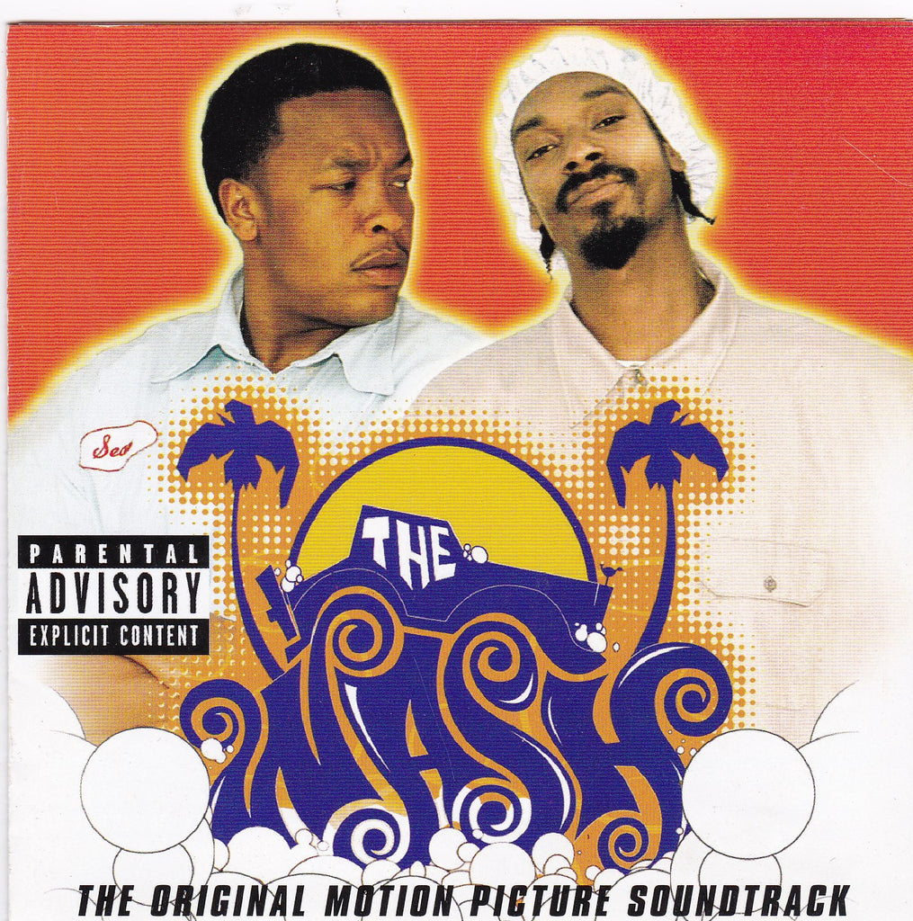 Soundtrack - The Wash - CD - The CD Exchange