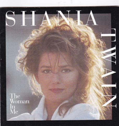 Shania Twain - The Woman In Me - CD - The CD Exchange