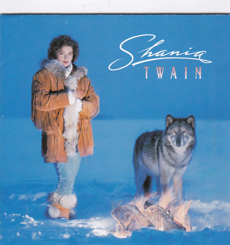 Shania Twain - Shania Twain - CD - The CD Exchange