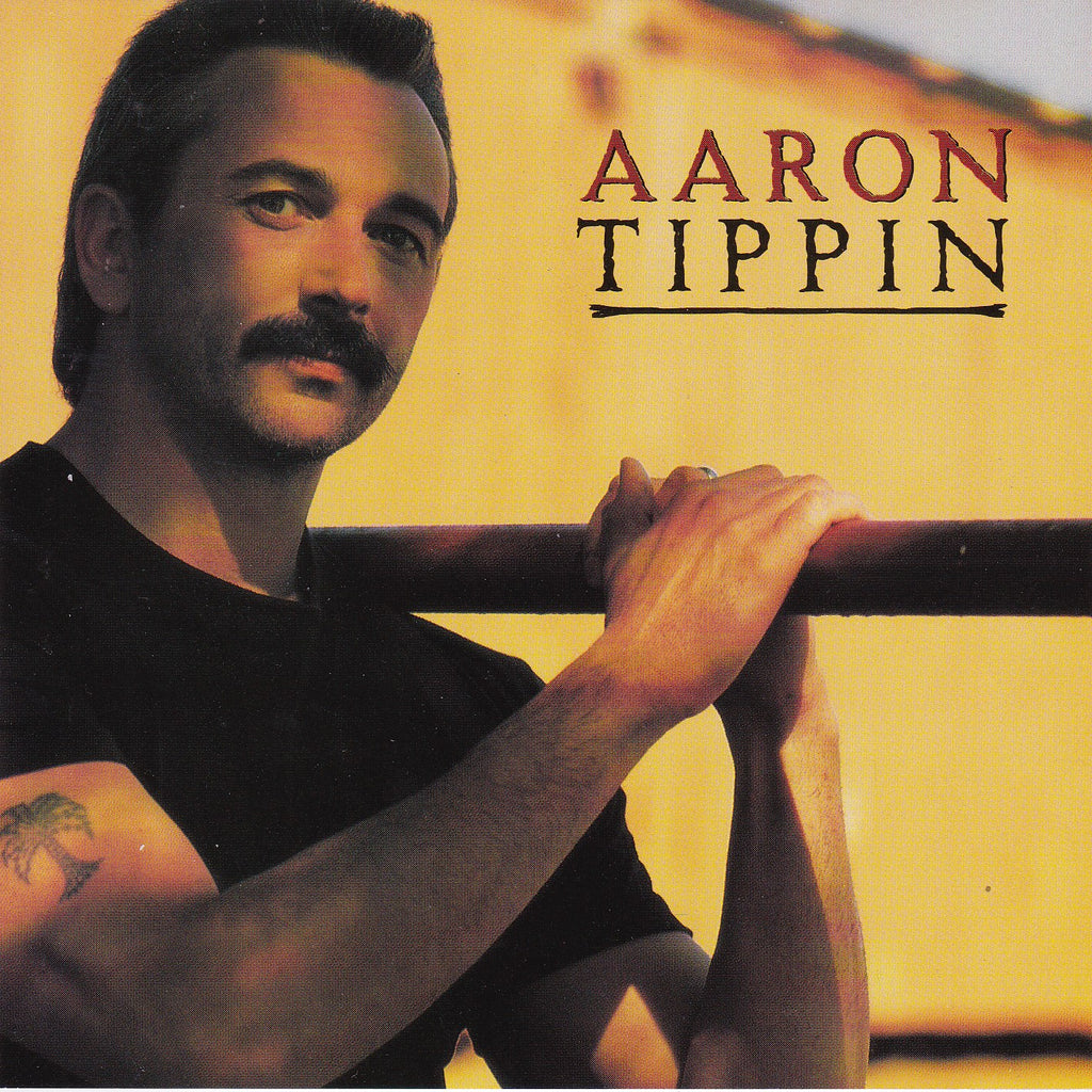 Aaron Tippin - Tool Box - Used CD - The CD Exchange