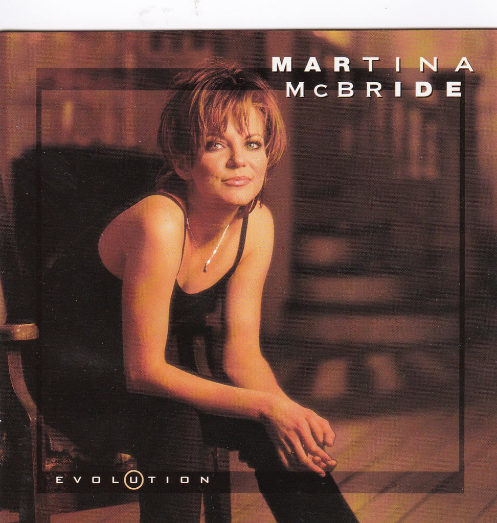 Martina McBride - Evolution - CD - The CD Exchange