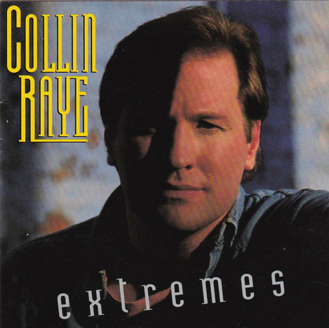 Collin Raye - Extremes - Country Music Used CD - The CD Exchange