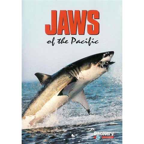 DVD | Jaws Of The Pacific,Fullscreen,The CD Exchange