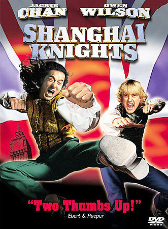 DVD - Shanghai Knights - Widescreen Movie - The CD Exchange