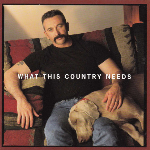 Aaron Tippin - What This Country Needs - Used CD - The CD Exchange