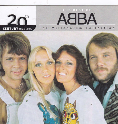 Abba - The Millennium Collection - Clearance CDs,The CD Exchange