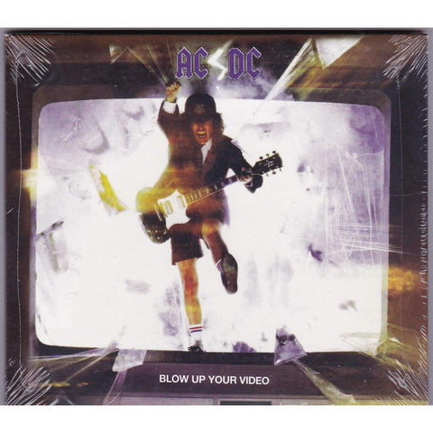 AC/DC - Blow Up Your Video - CD - The CD Exchange