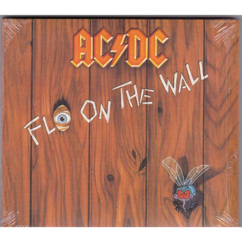 AC/DC - Fly On The Wall - CD - The CD Exchange