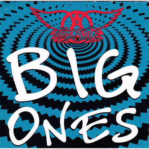 Aerosmith | Big Ones | Used Music CD,The CD Exchange