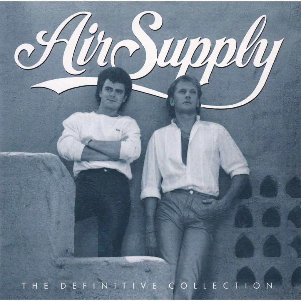 Air Supply - The Definitive Collection - Music CD - The CD Exchange