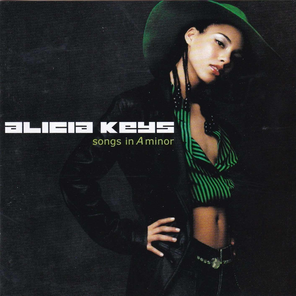Alicia Keys | Songs in A Minor,The CD Exchange