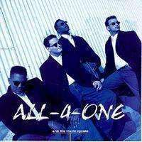 All-4-One - And The Music Speaks - Used CD - The CD Exchange