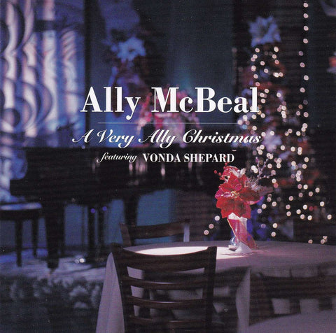 Ally McBeal - A Very Ally Christmas - CD - The CD Exchange