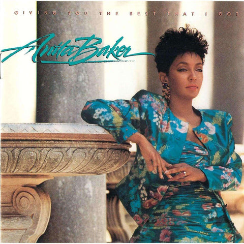 Anita Baker - Giving You The Best That I Got - Used CD - The CD Exchange