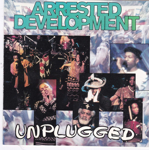 Arrested Development - Unplugged - Used CD - The CD Exchange