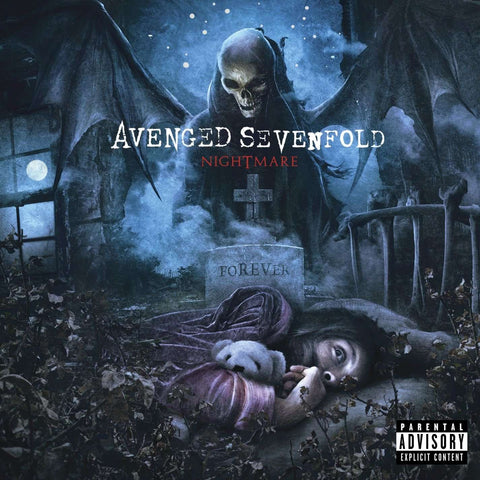 Avenged Sevenfold - Nightmare - CD - The CD Exchange
