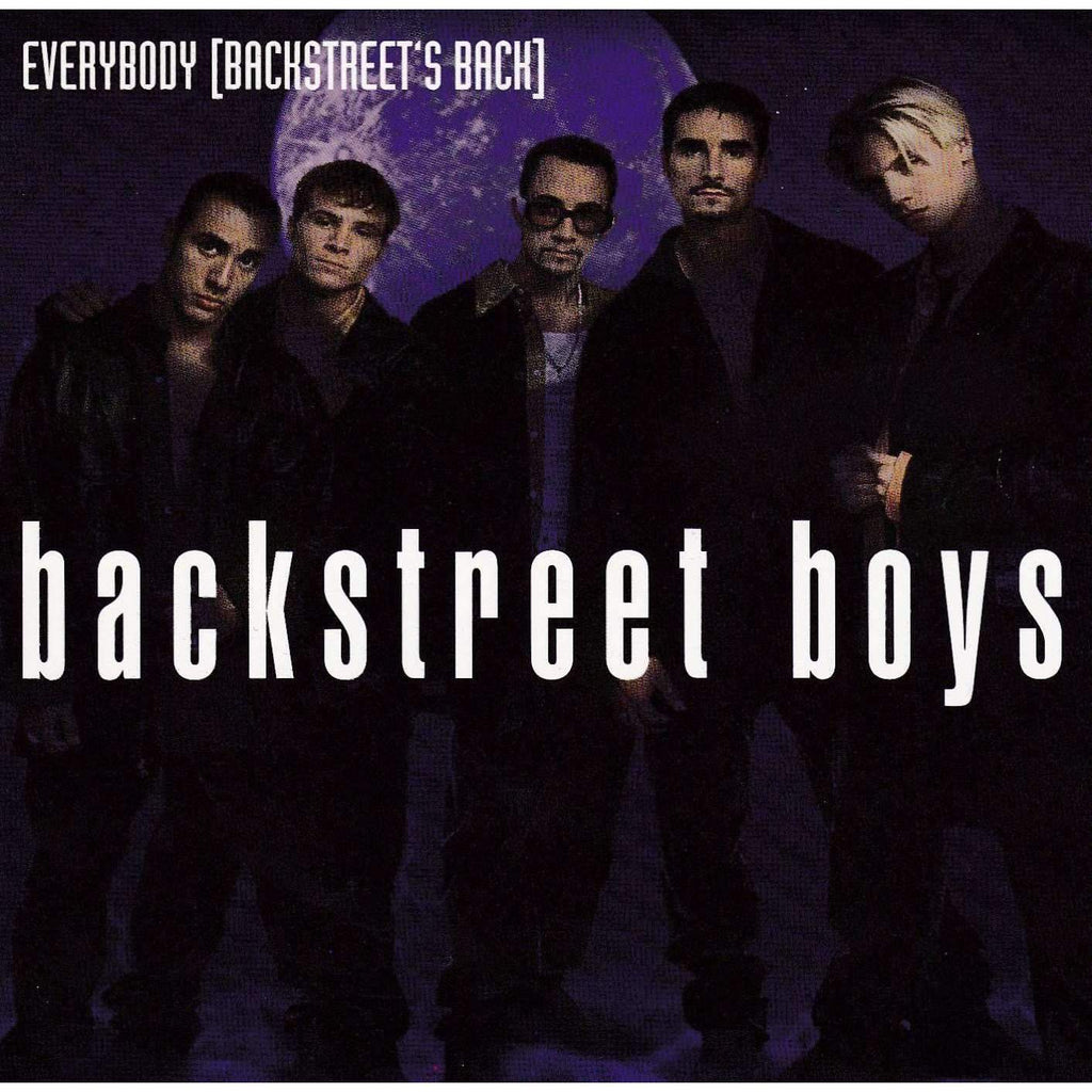 Backstreet Boys | Everybody | Used Music CD,The CD Exchange