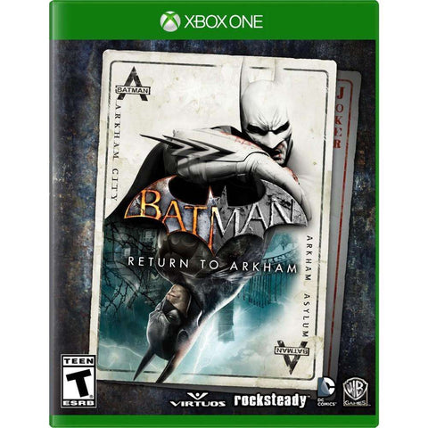 Batman: Return to Arkham - Xbox One - New Video Game - The CD Exchange