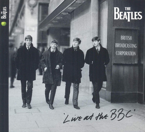 The Beatles- Live At The BBC (2CD),CD,The CD Exchange