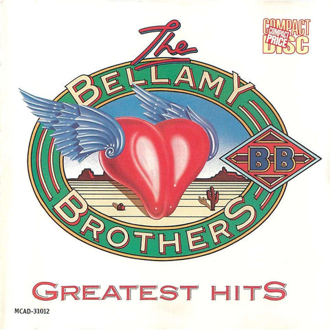 Bellamy Brothers - Greatest Hits - CD - The CD Exchange