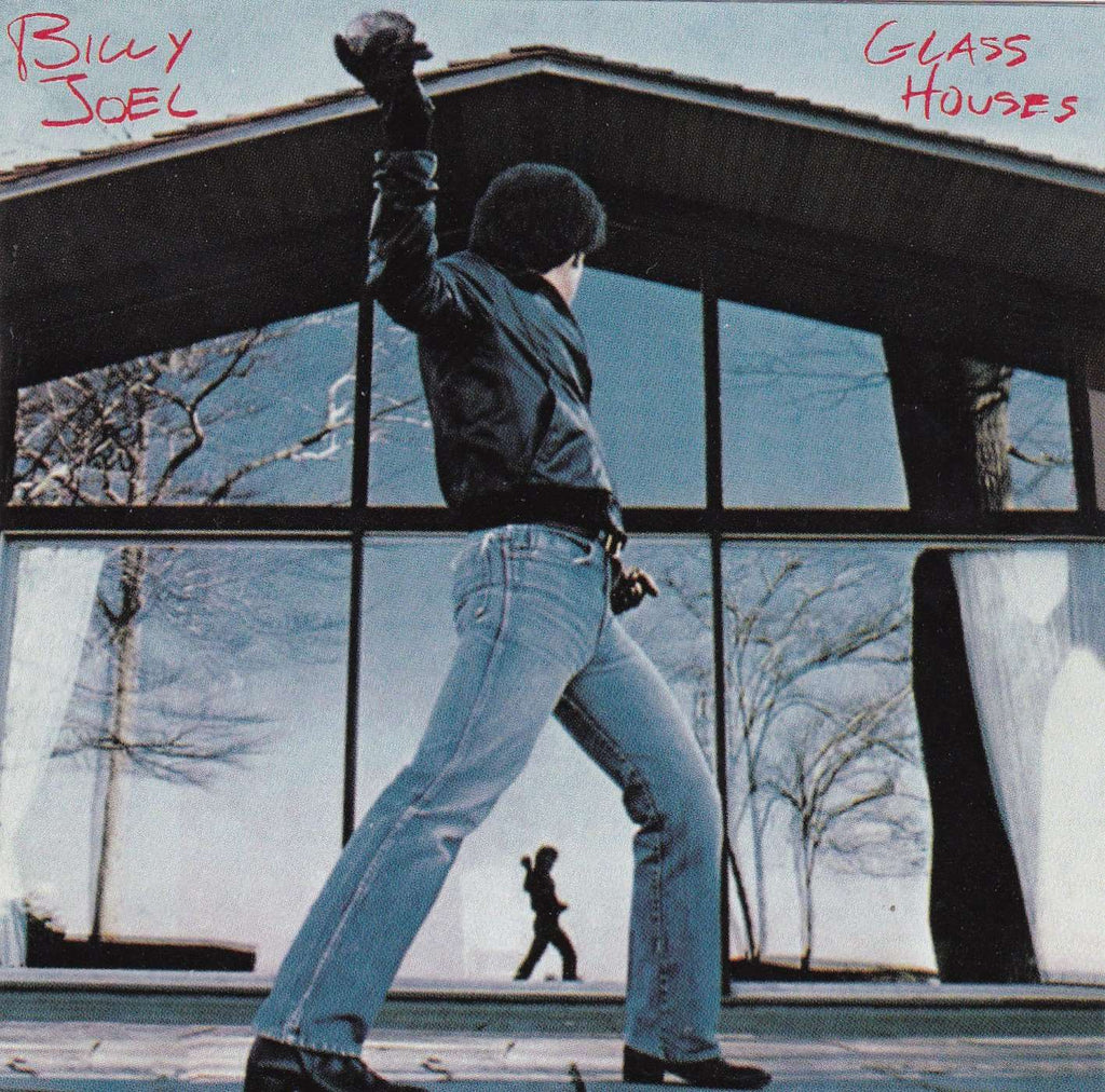 Billy Joel - Glass Houses - Used CD,The CD Exchange