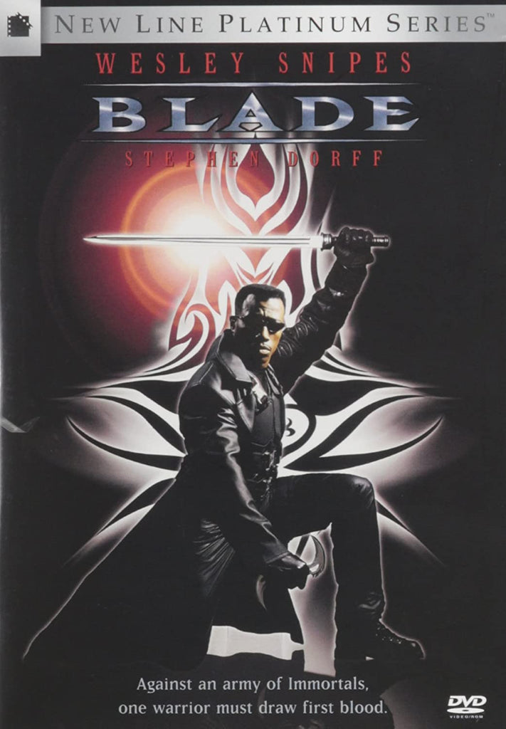 DVD - Blade (Widescreen),Widescreen,The CD Exchange