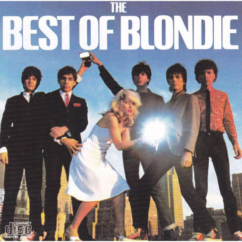 Blondie - The Best of Blondie - Used CD,The CD Exchange