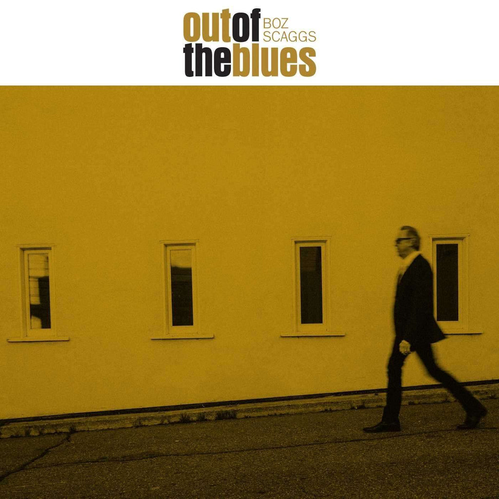 Boz Scaggs - Out Of The Blues - CD - The CD Exchange