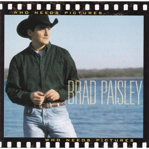 Brad Paisley - Who Needs Pictures - Used CD - The CD Exchange