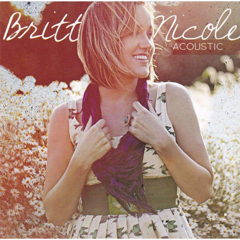 Britt Nicole - Acoustic - Used CD,The CD Exchange