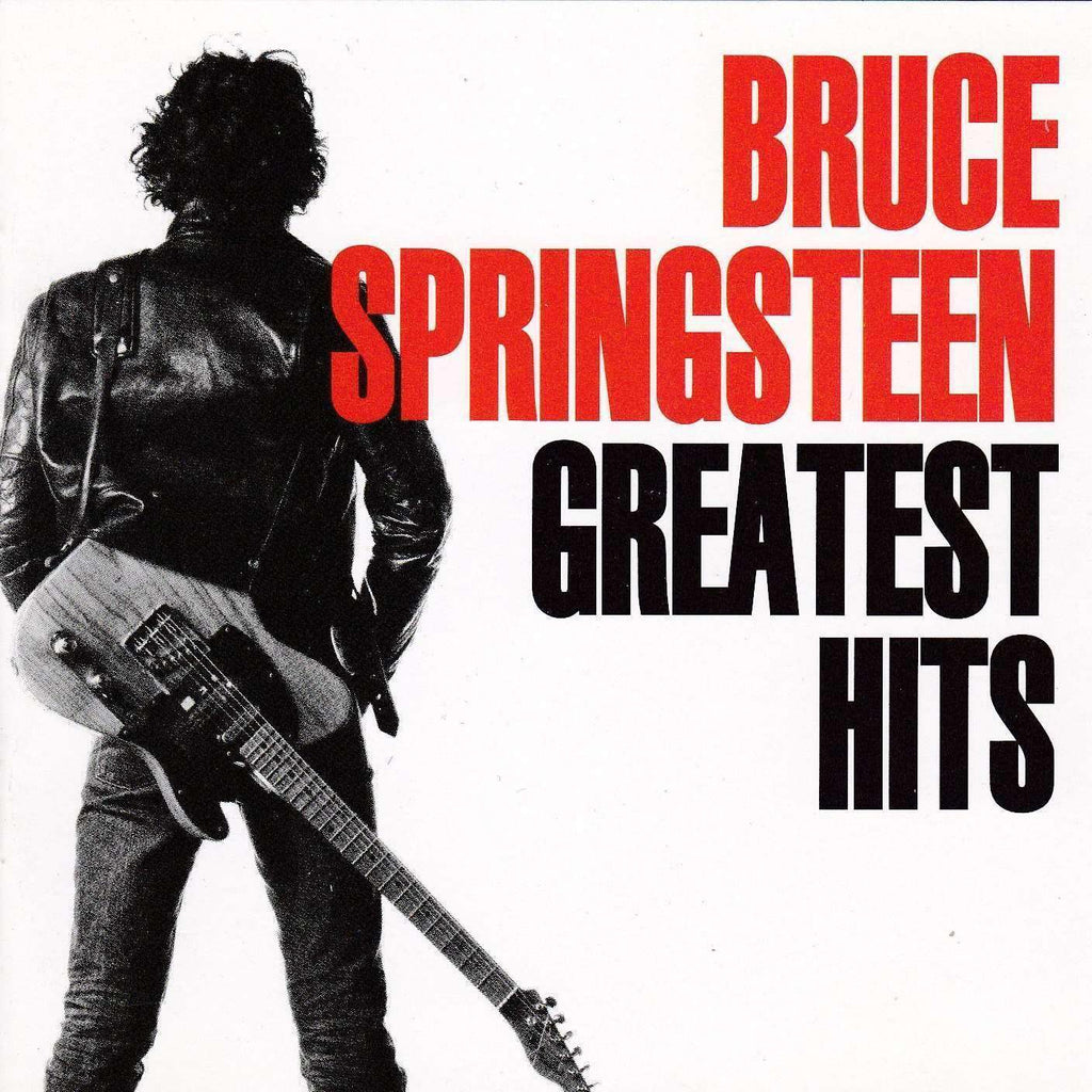 Bruce Springsteen - Greatest Hits - Used CD - The CD Exchange