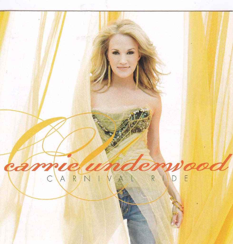 Carrie Underwood - Carnival Ride - CD - The CD Exchange