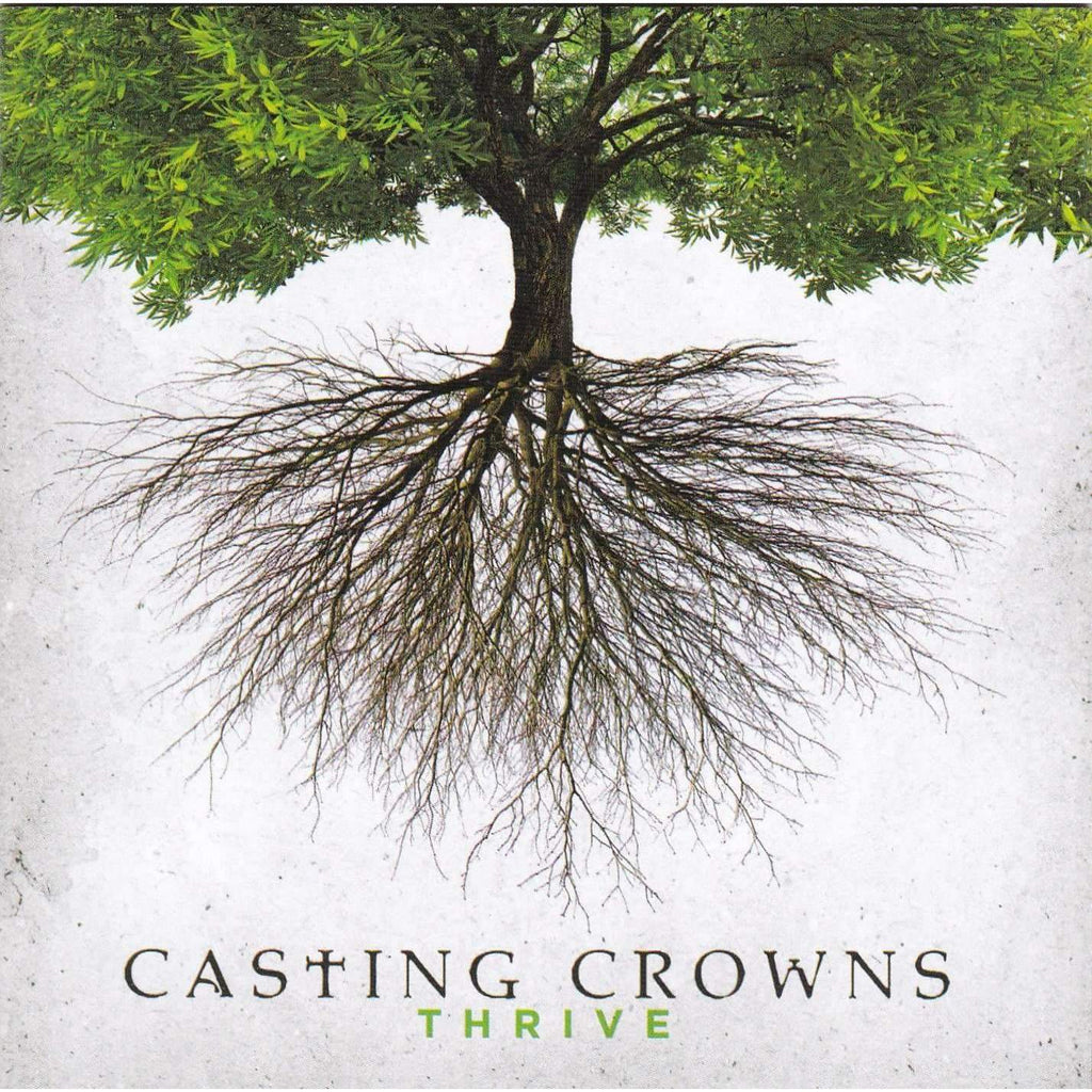 Casting Crowns | Thrive | Used Music CD,The CD Exchange