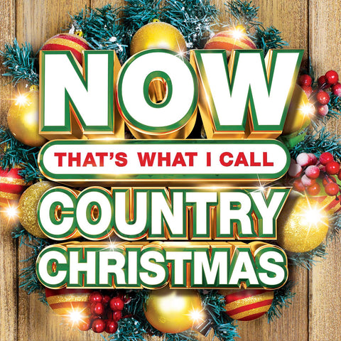 Various Artists - Now That's What I Call Country Christmas - CD - The CD Exchange
