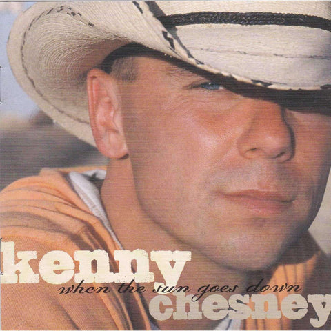 Kenny Chesney - When The Sun Goes Down - CD - The CD Exchange