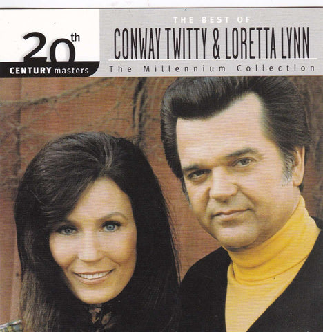 Conway Twitty Loretta Lynn - Best of - CD,The CD Exchange