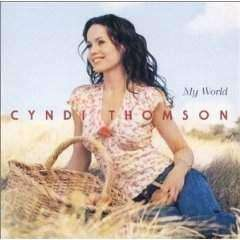 Thompson, Cyndi | My World,CD,The CD Exchange