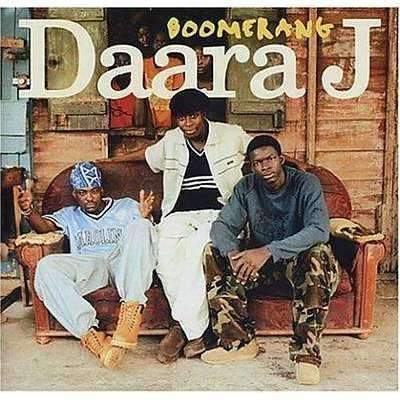 Daara J | Boomerang - The CD Exchange