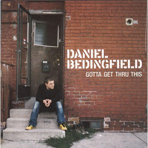 Daniel Bedingfield - Gotta Get Thru This - Used CD,The CD Exchange