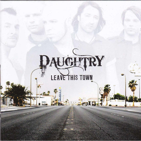 Daughtry | Leave This Town | Used Music CD,The CD Exchange