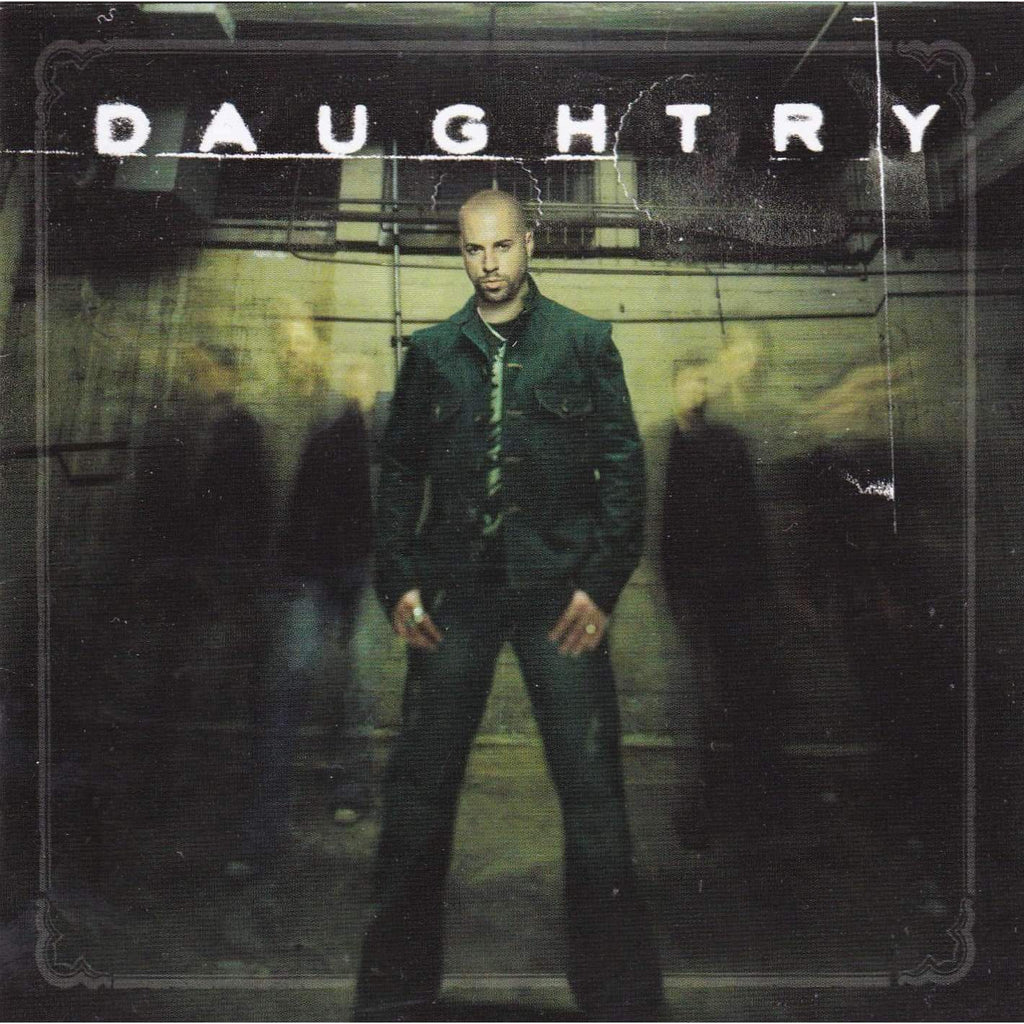Daughtry - Daughtry - Used Music CD - The CD Exchange