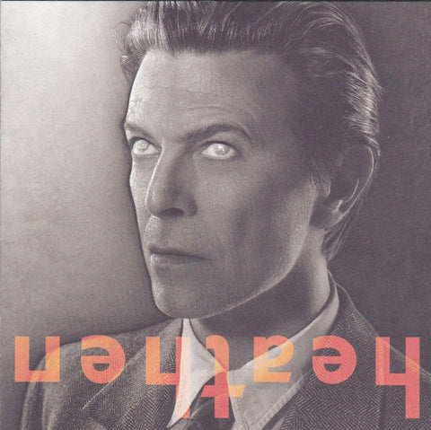 David Bowie - Heathen - Used CD,The CD Exchange