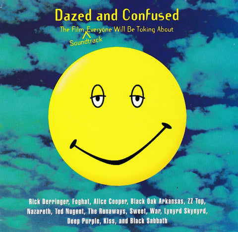 Dazed and Confused - Soundtrack - CD - The CD Exchange