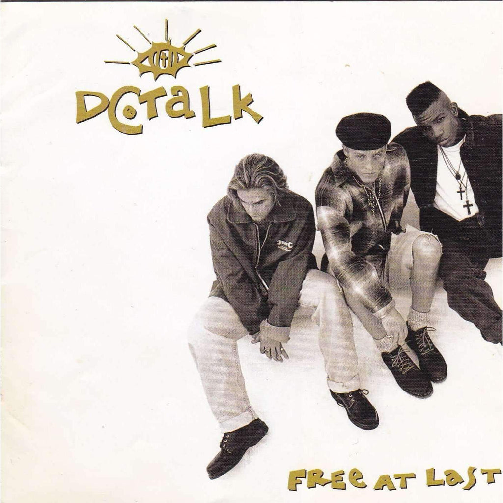 DC Talk | Free At Last | Used Music CD,The CD Exchange