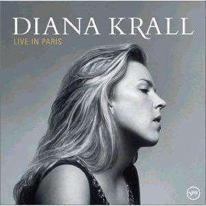 Diana Krall - Live In Paris - CD - The CD Exchange