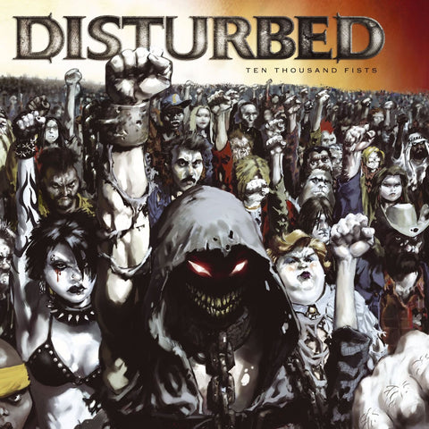 Disturbed - Ten Thousand Fists - CD,The CD Exchange