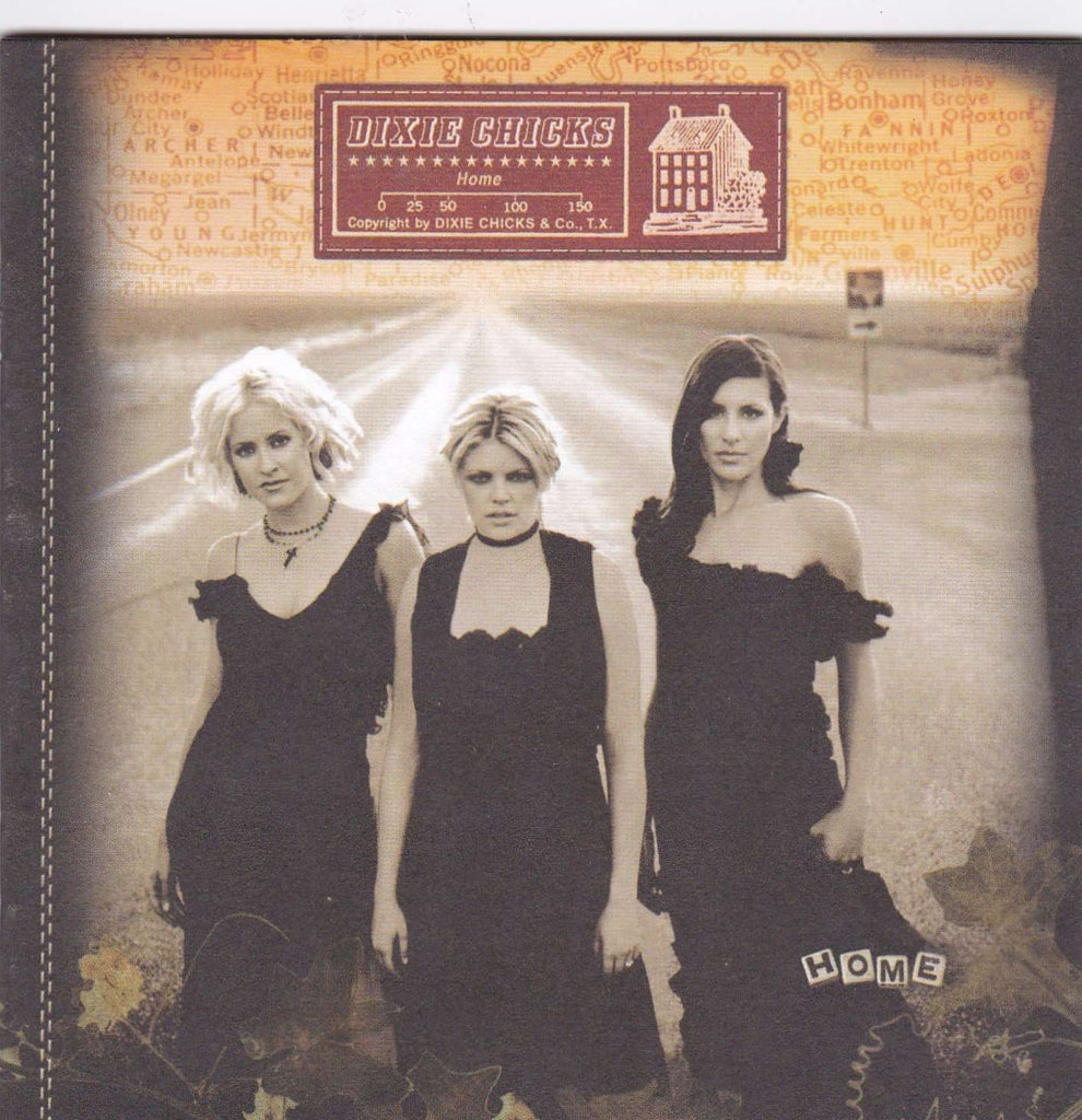 Dixie Chicks - Home - CD - The CD Exchange
