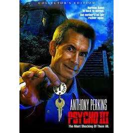 DVD | Psycho III,Widescreen,The CD Exchange