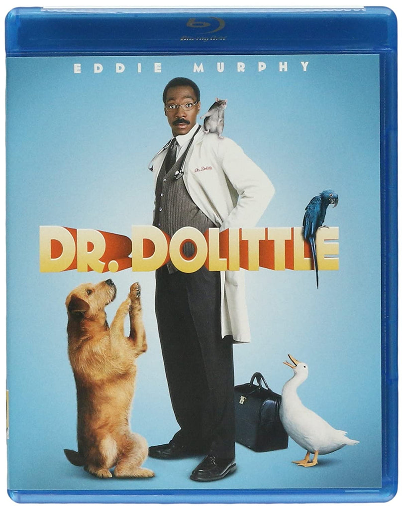 Dr. Dolittle - Blu-ray - The CD Exchange